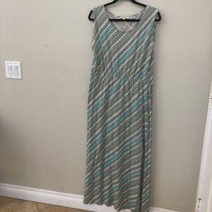 Loft Maxi Dress Size L